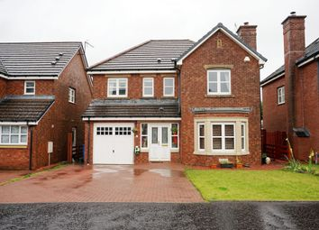 Thumbnail 4 bed detached house for sale in Meadow Close, Lindsayfield, East Kilbride