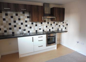 Thumbnail 1 bed flat to rent in Station Road, Whittlesey, Peterborough