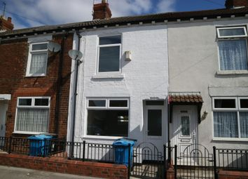 Thumbnail 2 bed terraced house to rent in Belmont Street, Hull, East Riding Of Yorkshire