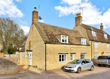Thumbnail 3 bed detached house for sale in Church Street, Nassington, Peterborough, Northamptonshire