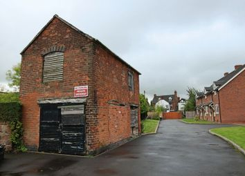 Thumbnail Land for sale in The Armoury, Shropshire Street, Market Drayton