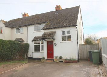 Thumbnail 2 bed semi-detached house for sale in Alcester Road, Stratford-Upon-Avon