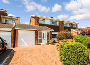 3 bed semi-detached house for sale in Wear Drive, Springfield, Chelmsford CM1