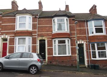 Thumbnail 2 bed end terrace house for sale in Herschell Road, Exeter