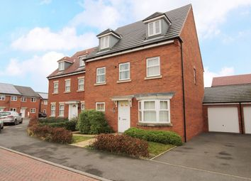 Thumbnail 5 bed detached house for sale in Linnet Way, Hucknall, Nottingham