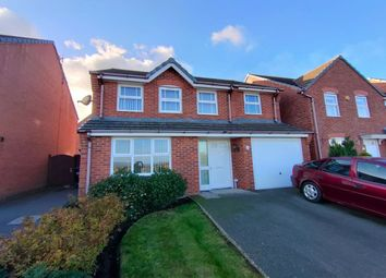 Thumbnail Detached house for sale in Charles Street, Brymbo, Wrexham