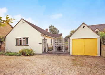 Thumbnail 3 bed detached bungalow for sale in Main Road, Long Hanborough, Witney
