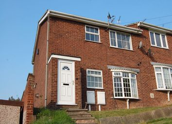 Thumbnail 1 bed flat to rent in Chesterman Close, Awsworth, Nottingham
