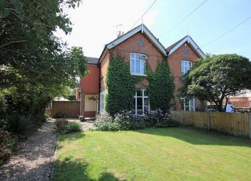 Thumbnail 3 bed semi-detached house for sale in Southampton Road, Ringwood
