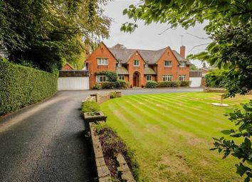 Thumbnail 5 bed detached house for sale in Ladywood Road, Four Oaks, Sutton Coldfield