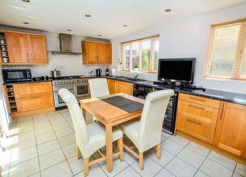 Thumbnail 4 bed detached house for sale in Lysander Walk, Hawkinge, Folkestone