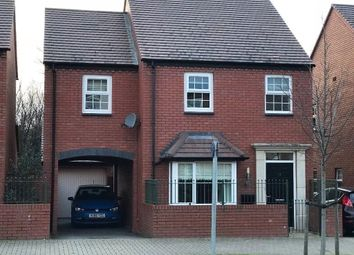 Thumbnail 4 bed detached house to rent in Green Wilding Road, Holmer, Hereford