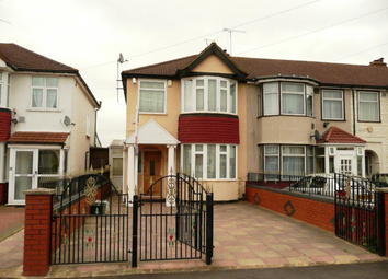 Thumbnail 3 bed terraced house for sale in Myrtle Avenue, Feltham