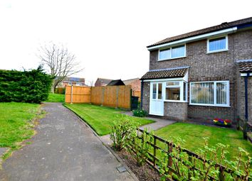 Thumbnail 3 bed semi-detached house for sale in Kersey Road, Felixstowe, Suffolk
