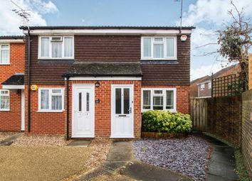 Thumbnail 2 bedroom end terrace house for sale in Hazelhurst Crescent, Horsham
