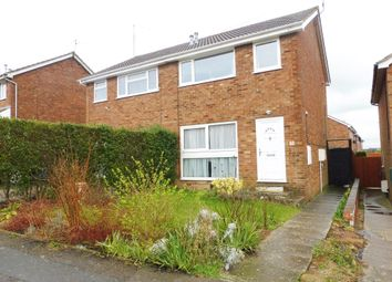 Thumbnail 3 bed semi-detached house for sale in Kipton Field, Rothwell, Kettering