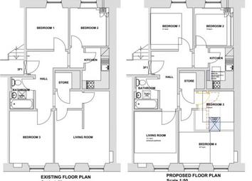 Thumbnail 4 bed flat to rent in East Preston Street, Edinburgh EH8,