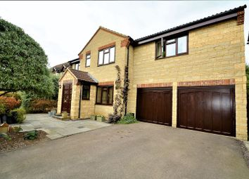Thumbnail 4 bed detached house for sale in Home Ground, Cricklade, Swindon