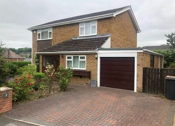Thumbnail 4 bed detached house for sale in Mount View, Lanchester