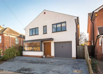 Thumbnail 5 bed detached house for sale in Lea Road, Harpenden, Hertfordshire