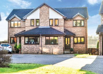 Thumbnail 3 bed semi-detached house for sale in Craighead Drive, Milngavie, Glasgow