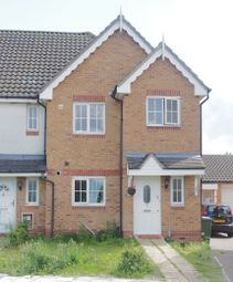 Thumbnail 3 bed semi-detached house for sale in Waterside Close, Thamesmead, London