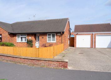 Thumbnail 2 bed semi-detached bungalow for sale in Falklands Road, Sutton Bridge, Spalding, Lincolnshire