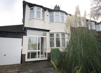 Thumbnail 3 bedroom semi-detached house to rent in Mentmore Road, Liverpool