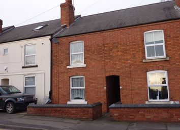 Thumbnail 3 bed terraced house to rent in Moor Road, Brinsley