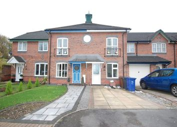Thumbnail 2 bed property to rent in Temple Close, Stretton, Burton Upon Trent, Staffordshire