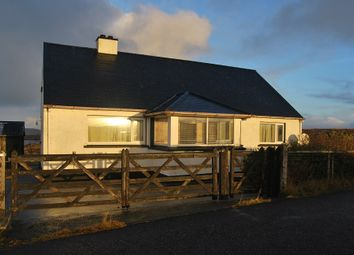 Thumbnail 3 bed detached house for sale in 242 Bruernish, Isle Of Barra