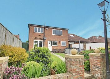 Thumbnail 3 bed semi-detached house for sale in Manor Road, Preston, Hull