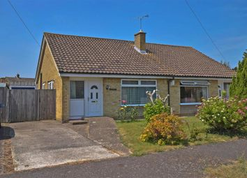 Thumbnail 2 bed semi-detached bungalow for sale in Barnfield Close, Emsworth, Hampshire