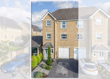 Thumbnail 4 bed semi-detached house for sale in Edwin Avenue, Guiseley, Leeds