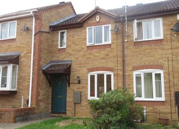 Thumbnail 2 bed terraced house for sale in Elizabeth Close, Wellingborough