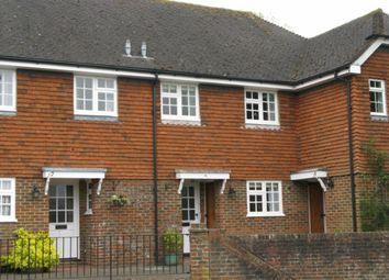 Thumbnail 2 bed terraced house for sale in St. Marys Close, Billingshurst