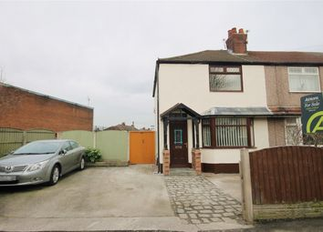 Thumbnail 3 bed end terrace house for sale in Shaws Avenue, Warrington