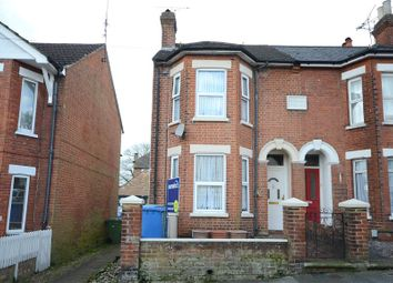 Thumbnail 3 bedroom semi-detached house for sale in Sandford Road, Aldershot, Hampshire