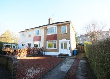 Thumbnail 3 bed semi-detached house for sale in Gordon Drive, Netherlee, Glasgow