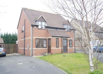 2 bed semi-detached house for sale in Ideal First Purchase Rowan Grove, Cramlington, Northumberland NE23