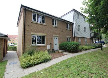 Thumbnail 2 bed flat to rent in Yew Tree Close, Mildenhall, Bury St. Edmunds