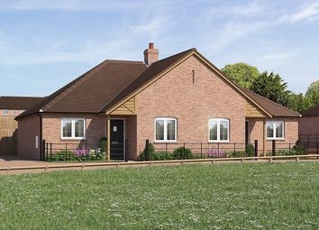 Thumbnail 2 bed bungalow for sale in Bransford Road, Rushwick, Worcester