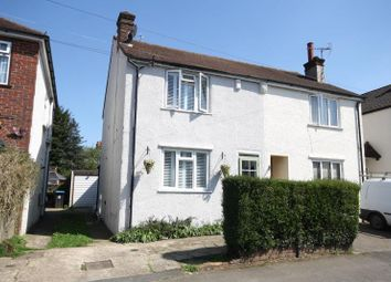 Thumbnail 2 bed semi-detached house for sale in Alexandra Road, Warlingham