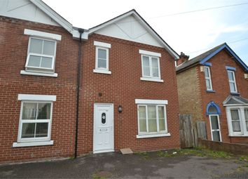 Thumbnail 3 bed semi-detached house to rent in Harwich Road, Colchester, Essex