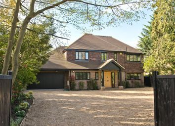 Thumbnail 5 bed detached house for sale in Cobham Road, Fetcham, Leatherhead, Surrey