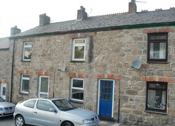 Thumbnail 2 bed cottage for sale in Grove Road, St Austell, Cornwall