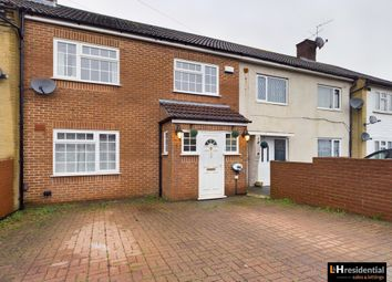 Thumbnail 3 bed terraced house for sale in Micklefield Way, Borehamwood