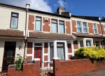 Thumbnail 3 bed terraced house for sale in Upper Sandhurst Road, Brislington, Bristol
