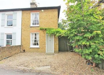 Thumbnail 3 bed semi-detached house to rent in Queens Road, Hersham, Walton-On-Thames, Surrey