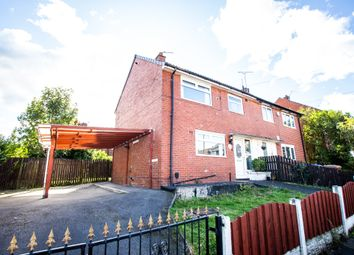 Thumbnail 3 bed semi-detached house to rent in Abbey Road, Middleton, Manchester